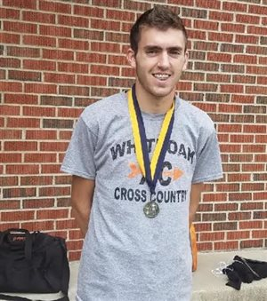 Whiteoak cross-country competes at Wellston Golden Rocket Invitational