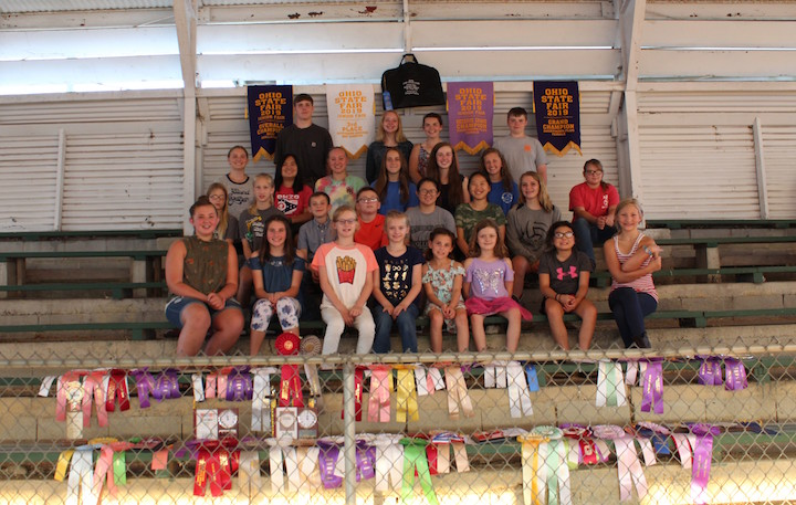 Over 150 Highland County youths participate in Ohio State Fair