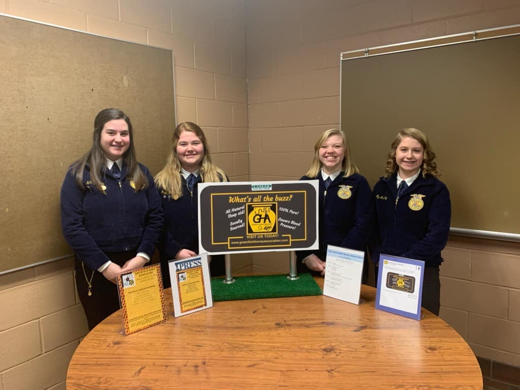 McClain FFA team wins state competition